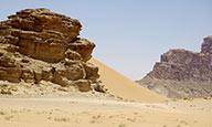 Terres sacrées de Jordanie