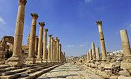 Terres sacrées de Jordanie  - voyage  - sejour