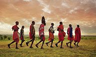 Safari Masaï - voyage  - sejour