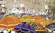 Légendes et fêtes d'Abyssinie - voyage  - sejour