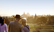 Birmanie, terre spirituelle - extension au Cambodge, à Angkor