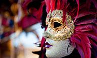 Masques et Costumes à Venise à l'hôtel Casa Nicolo Priuli