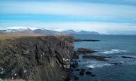 Grand panorama islandais
