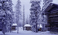 Les Chalets de Luosto, Rovaniemi