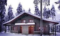 Club Scanditours-Pohtimo - 3*, Rovaniemi